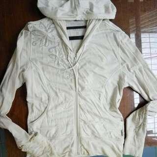 Eiger White Jacket