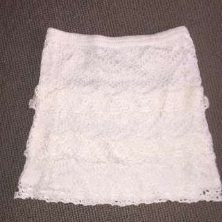 Temt Lace Skirt