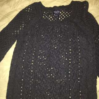 American Eagle Holy Knit Sweater
