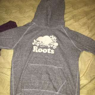 Authentic Roots Girls Sweater