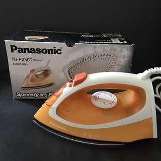 Panasonic 蒸氣熨斗 Steam Iron 燙斗