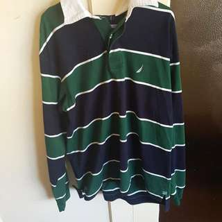 Large Nautica Long Sleeve