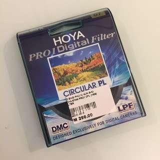 Hoya 67mm Pro 1 Digital Circular Polarising PL Filter CPL C-PL