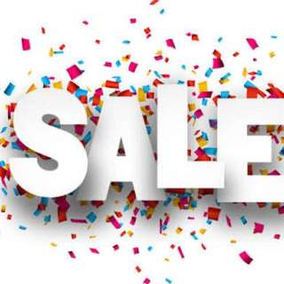 Watch This Space Massive Sale Coming Soon!!