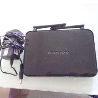 Lenovo r3220 300mb Wifi router