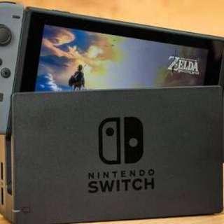 Nintendo Switch ! Gray