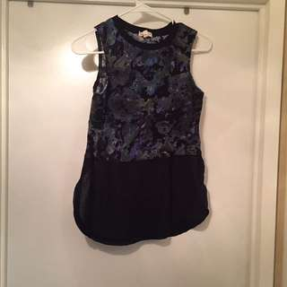 UO Floral Tank