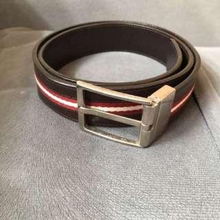 Authentic Bally Belt