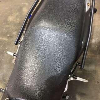 Seat Repair, Upholstery, Fabric Wrap