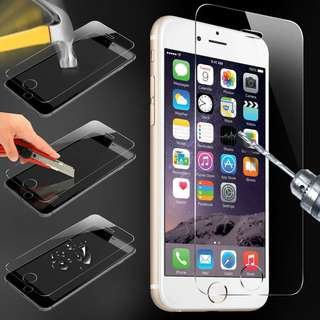 Tempered Glass iPHone 5 6 7 6/7 plus