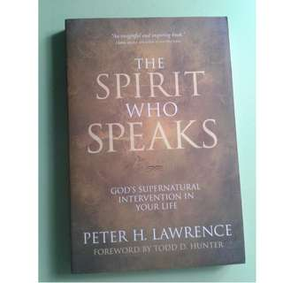 The Spirit Who Speaks