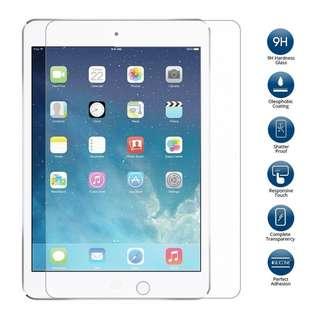 iPad Mini 1/2/3/4 iPad 2/3/4 iPad Air 1/2 Tempered Glass