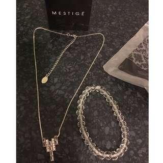Mestige Necklace & Bracelet