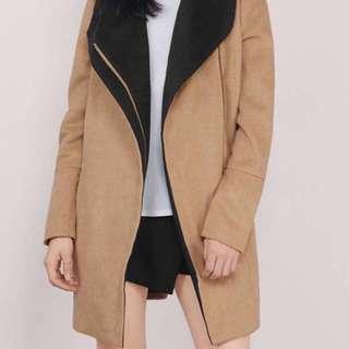 Camel Coloured Coat