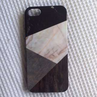 Marble Patterned iPhone 5/s Phone Case