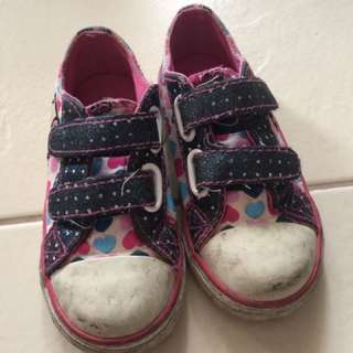 Hello Kitty Shoes for little girls