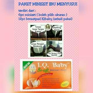 Paket Miniset Ibu Menyusui Pahe2