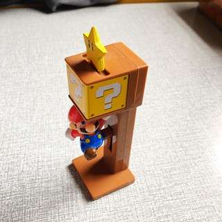 Super Mario Brothers Mcdonalds Toy