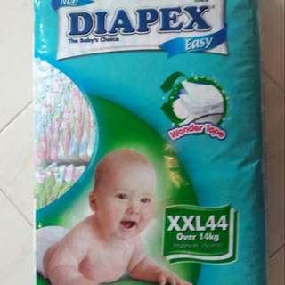 Diapex Saiz XXL