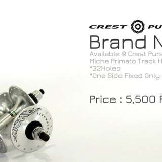 Track Fixed Gear Hubs