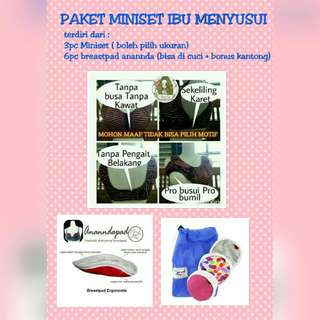 PAKET MINISET IBU MENYUSUI PAHE 3