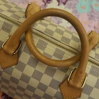 Louis Vuitton Speedy Azzure 30 th 2012