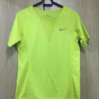 Nike Zonal Cooling Running Shirt Size Medium