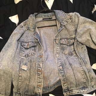 Demin Jacket Large