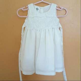 Little Blessings Baptismal Dress