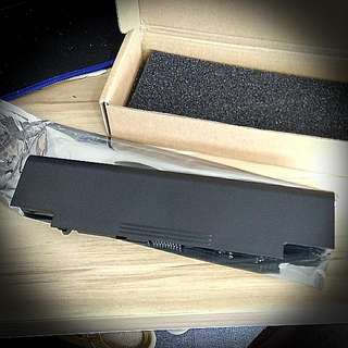Dell notebook battery