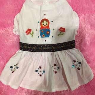 PnC Russian Dress