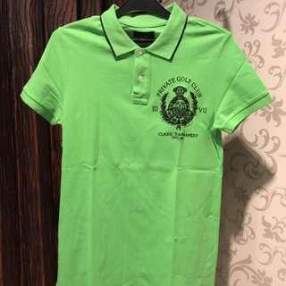 Zara Man Sport Classic Polo Shirt
