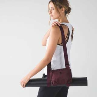 lululemon Essential Mat Carrier