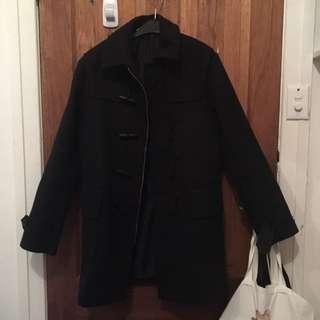 [SYDNEY] Dangerfield Men Black Coat S Size
