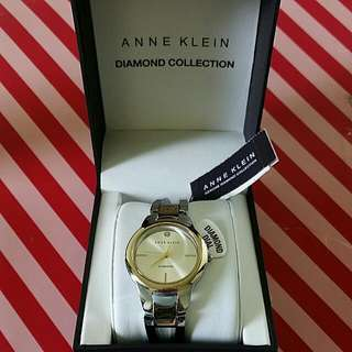 Anne Klein Watch Diamond Collection