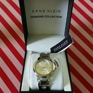 Anne Klein Watch Diamond Collection