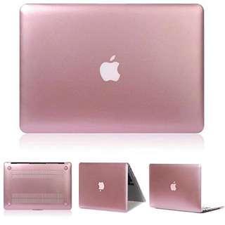 "Macbook Pro 15"" Rose Gold Case"