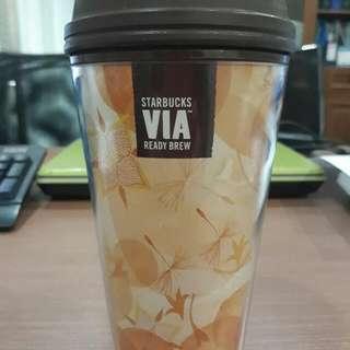Starbucks VIA Tumbler