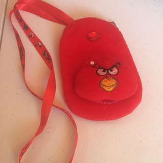 Angry birds Pouch
