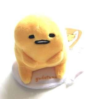 正版Sanrio 蛋王哥毛公仔 韓國版