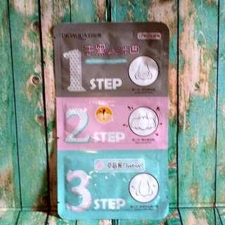 Bioaqua 3 Step Blackhead Remover