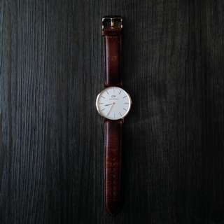 Daniel Wellington St. Andrews 100% ASLI