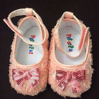 Pitter Pat Girl's Shoes