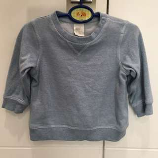 *NEW* H&M Dusty blue Sweater