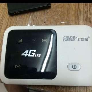 锋羽4G上網寶(無線數據終端)