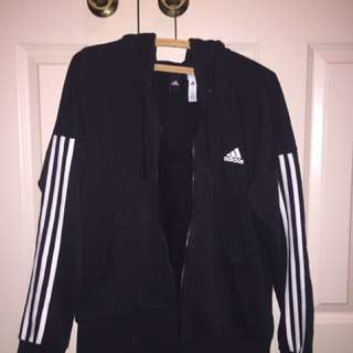 Adidas Zip Up Jersey