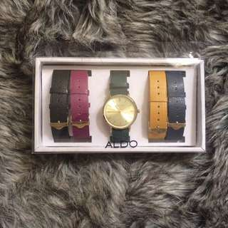 Aldo Wrist Watch Strap Set