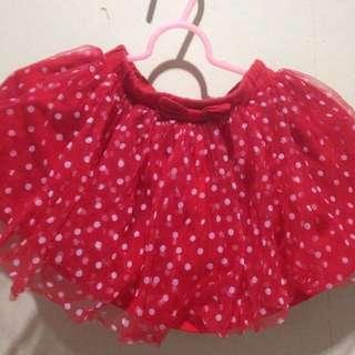 Toddlers Tutu Skirt