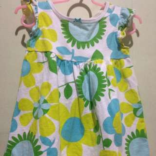 Floral Dress (carter's)