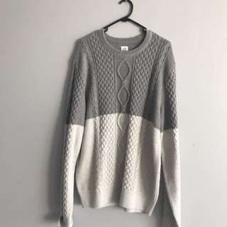 Mens Knitted Jumper
